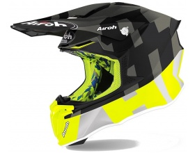 AIROH Twist 2.0 NW Frame anthracite/fluo mat