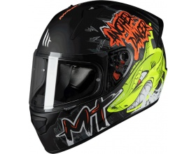 MT Stinger Danger A1 mat fluo orange