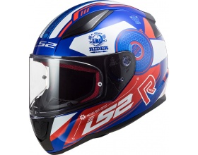 LS2 Rapid FF353 Stratus blue/red/white