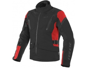DAINESE Tonale D-Dry™ Jacket black/lava red