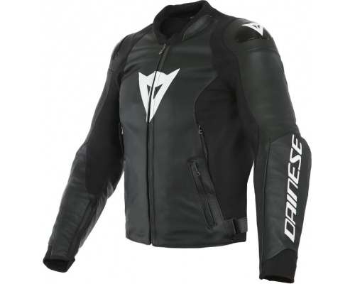 DAINESE Sport Pro Leather black/white