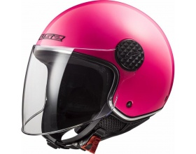 LS2 Sphere Lux OF558 fluo pink