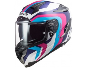LS2 Challenger FF327 Galactic white/blue/pink