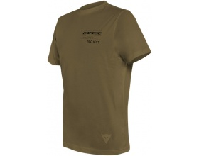Dainese T-Shirt Adventure Long military-olive/black