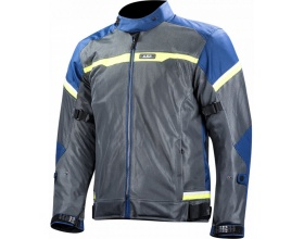 LS2 Riva Jacket grey/blue/fluo yellow