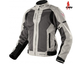 NORDCODE Lady Jackal Air grey/fluo