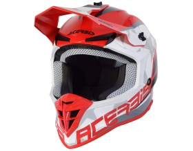 ACERBIS Linear white/red